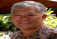 Condoléances du président de l'assemblée de la Polynésie française,  suite au décès de M. Temauri FOSTER