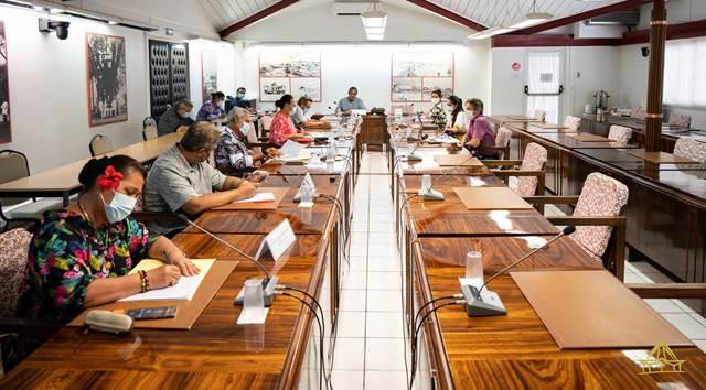 Deux projets de texte étudiés par la commission des institutions