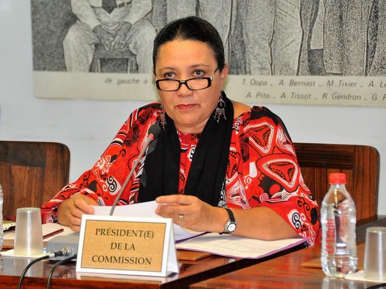 Décès de Mme Eleanor PARKER : les condoléances du président de l'assemblée